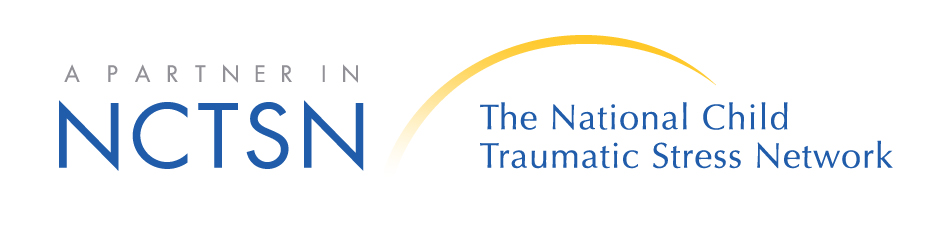 Logo: A Partner in NCTSN: The National Child Traumatic Stress Network